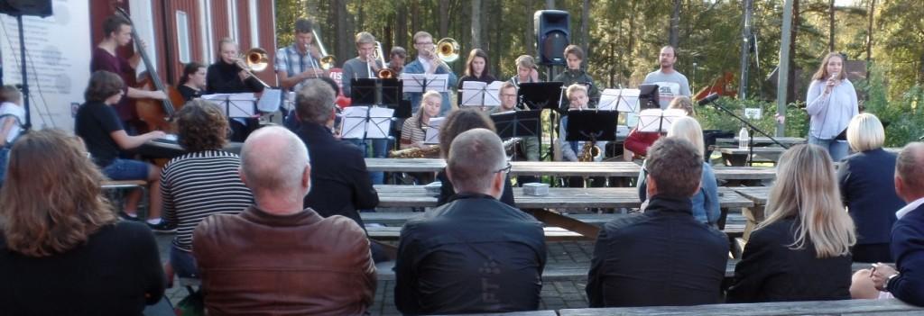 Konsert Hove Leirsenter 18.09.2016