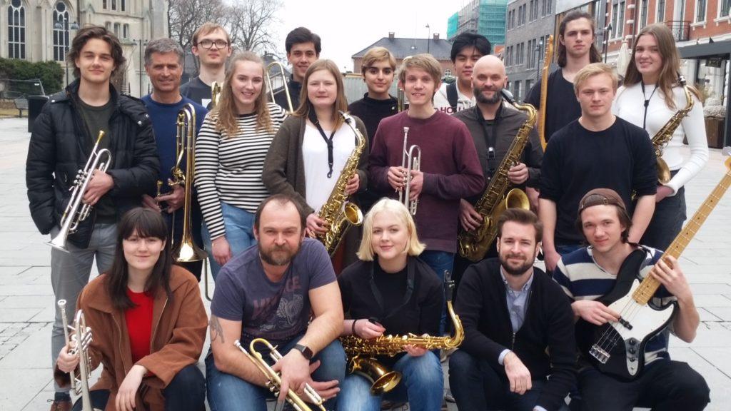 Sørnorsk Ungdomsstorband 2017-2018