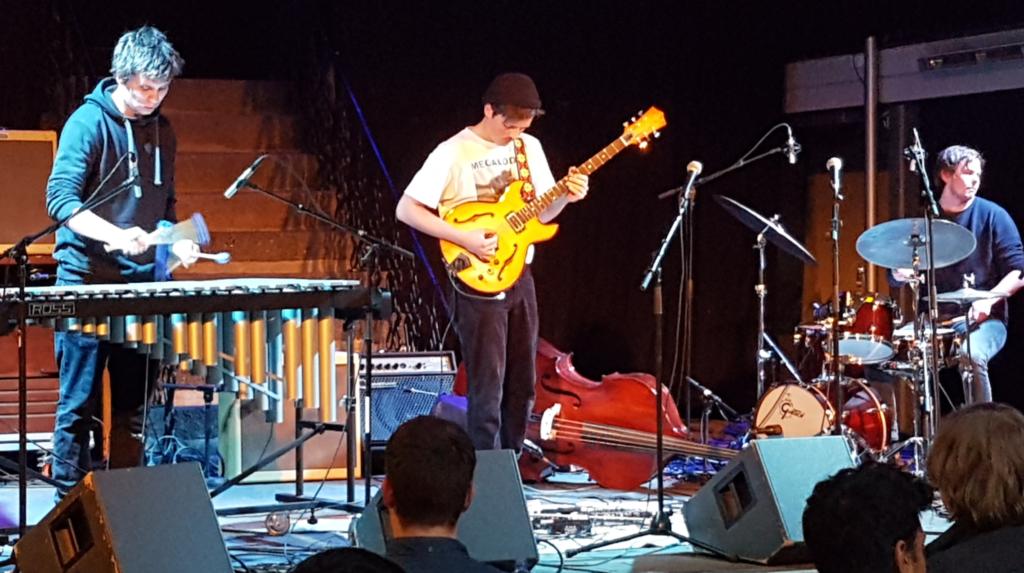 I Like To Sleep; konsert Kafé K, Postgrunn Framtida i norsk jazz 2017. Foto Jørn Størkson