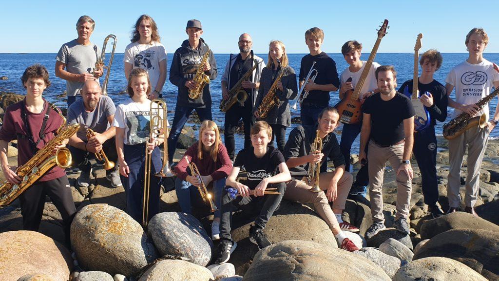 Sørnorsk ungdomsstorband 2019/2020