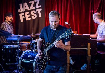 Øyvind Nypan Trio på Sørnorsk jazzsenter-turné