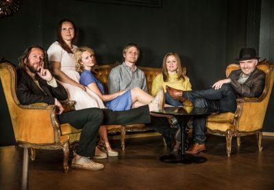 Vokalsekstetten PUST på Sørnorsk jazzsenter-turné