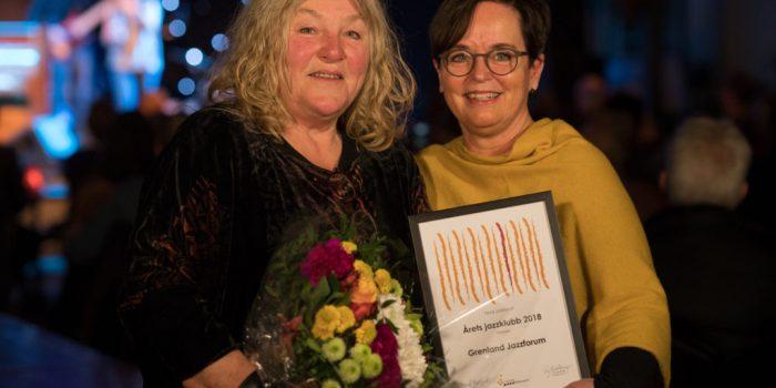 Grenland Jazzforum kåret til Årets jazzklubb 2018