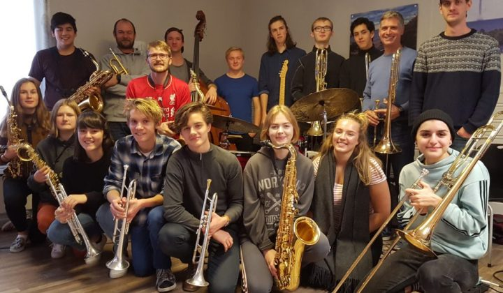 Sørnorsk Ungdomsstorband-konserter
