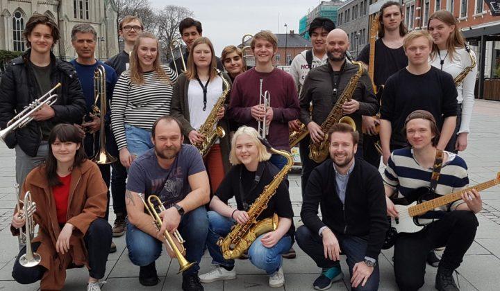 3 konserter med Sørnorsk jazzsenter 05. og 06. mai