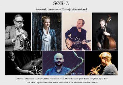 SØR-7 på Sørnorsk-turné 12. – 22. 04.