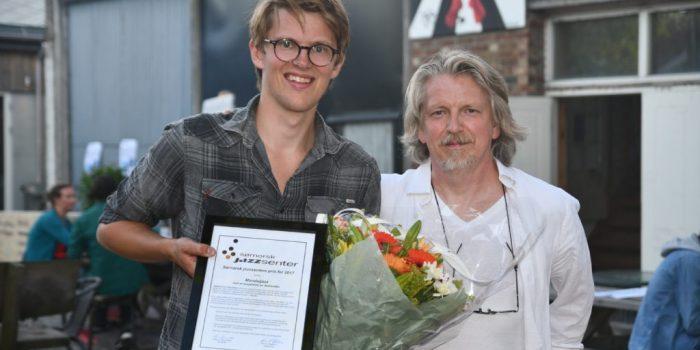 Sørnorsk jazzsenter-prisen for 2017 til Mandaljazz