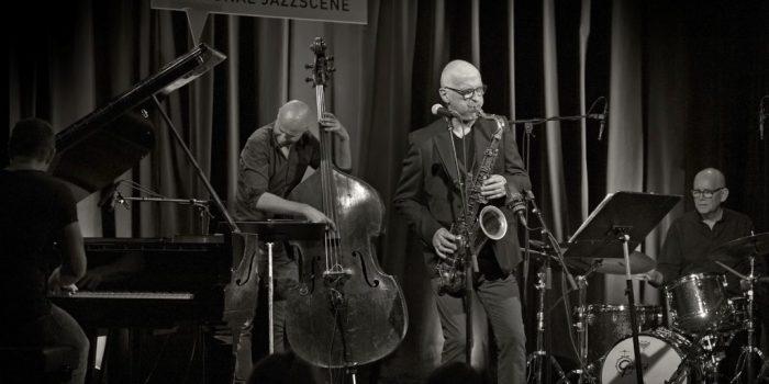 Knut Riisnæs Kvartett på Sørnorsk jazzsenter-turné