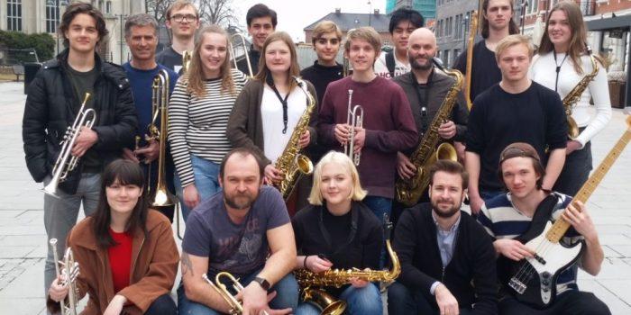 Prøvespill for Sørnorsk Ungdomsstorband 2018-2019