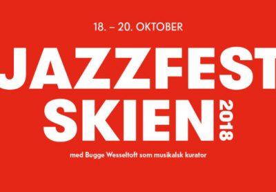 Jazzfest Skien 2018 nærmer seg!