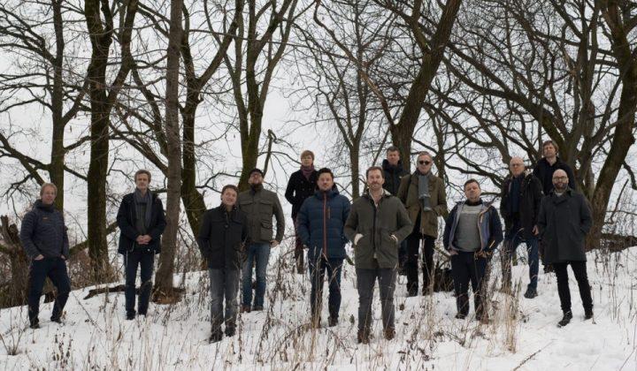 Scheen Jazzorkester & Eyolf Dale på Sørnorsk jazzsenter-turné