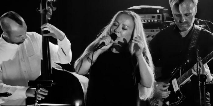 Inger Marie Gundersen med band på Sørnorsk-turné