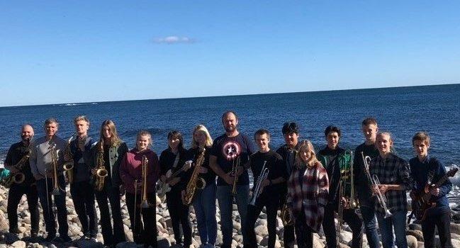 Meld deg på prøvespill for Sørnorsk Ungdomsstorband!