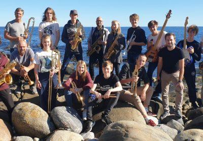 To konserter med Sørnorsk Ungdomsstorband i Telemark lørdag 26.10.