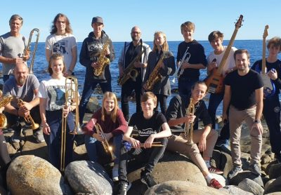 PRØVESPILL FOR SØRNORSK UNGDOMSSTORBAND 2020-2021