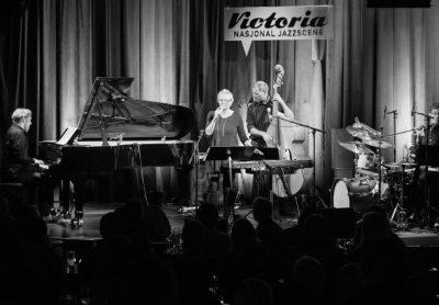 Elin Rosseland Kvartett på Sørnorsk jazzsenter-turné