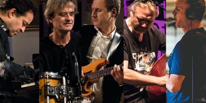 Hans Mathisen Band på Sørnorsk jazzsenter-turné 01.-07. november