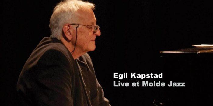 Plateanmeldelse: Egil Kapstad Live at Molde Jazz