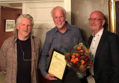 Sørnorsk jazzsenter-prisen for 2020 til Rolf S. Grundesen