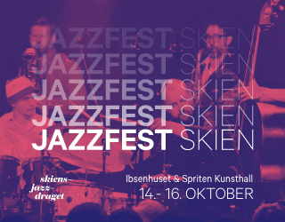 Jazzfest Skien nærmer seg!